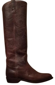 Frye Antique wash brown Boots