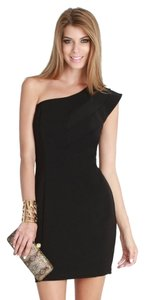 Nikibiki One Shoulder Layered Dress