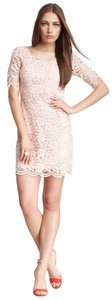 Pink Owl short dress Blush on Tradesy