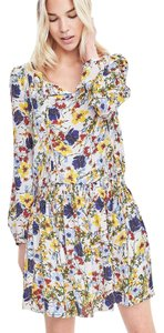 Banana Republic short dress floral / multi on Tradesy