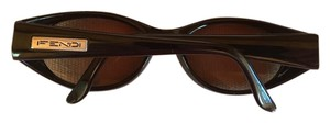Fendi Fendi Black Acetate Sunglasses - Classic Frame