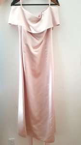 Vera Wang Bridal Blush Pink Dress