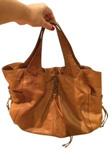 Kooba Distressed Shoulder Bag