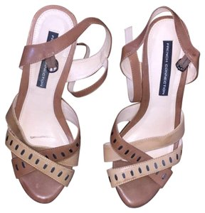 French Connection Brown Sandals