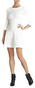 BCBGMAXAZRIA Fit And Flare Long Sleeve Bcbg Dress