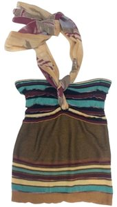 M Missoni Halter Top