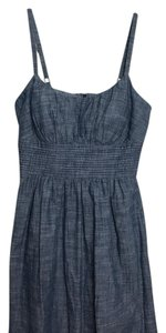 B. Smart short dress Light jean blue on Tradesy