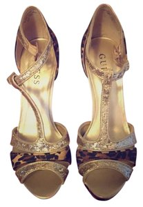 Guess Leopard gold Formal