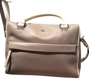 Kate Spade Satchel in Oyster And Bone