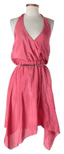 Vince Camuto short dress Paradise Pink on Tradesy