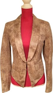 INC International Concepts Brown Blazer