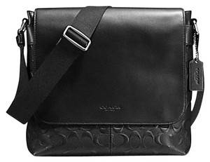 Coach Tb Mk Lv Gucci Prada Black Messenger Bag