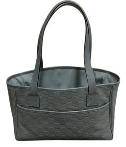 Gucci Tote in Blueish grey