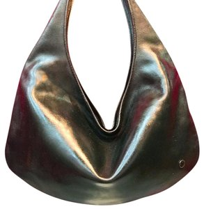 Bottega Veneta Woven Intreciato Leather Hobo Bag