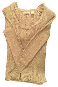 DKNY Knit Hooded Sweater