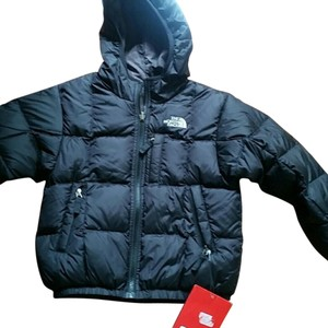 The North Face Black & Gray Jacket