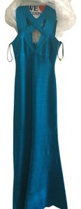 Hervé Leger Bandage Herve Long Dress