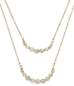 Kate Spade SALE!!! NEW Kate Spade Dainty Sparklers Double Strand Necklace