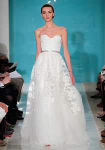Reem Acra 4738 Wedding Dress