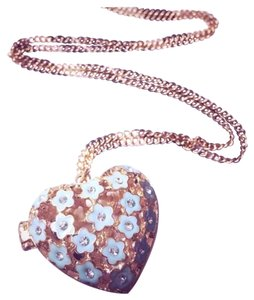 Other Floral Heart Locket