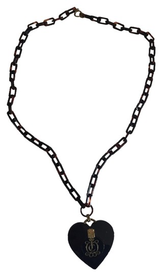 Preload https://item5.tradesy.com/images/juicy-couture-brown-tortoise-link-long-pendant-necklace-1970704-0-0.jpg?width=440&height=440