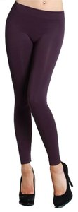 Nikibiki Ankle Dark Purple Leggings