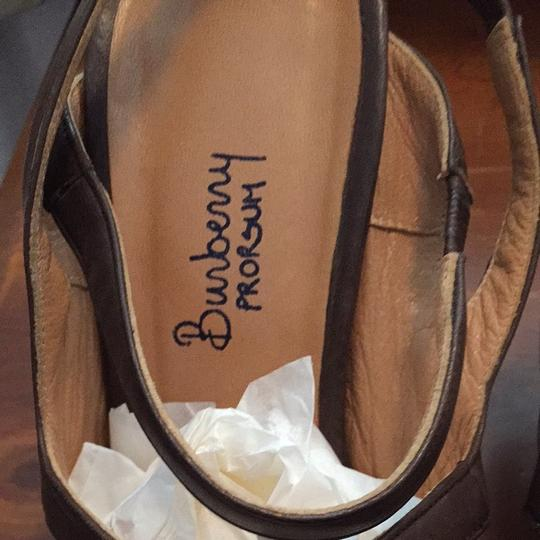 Burberry Prorsum Vintage Brown Sandals