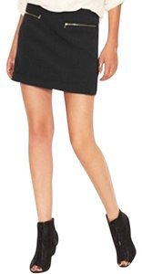 Rachel Roy Mini Skirt Black