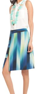 Trina Turk Skirt Blues
