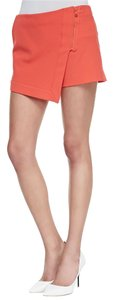 Trina Turk Mini Skirt Orange