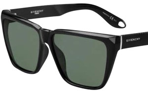 Givenchy New Givenchy sunglasses-black with green lenses