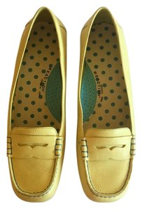 Kenneth Cole Yellow Flats