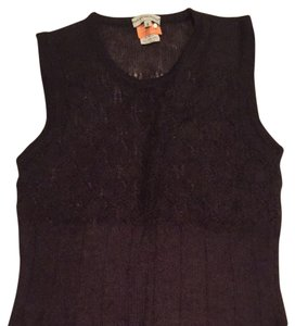 Dries van Noten Top Brown