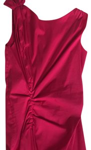 Prada short dress Red on Tradesy