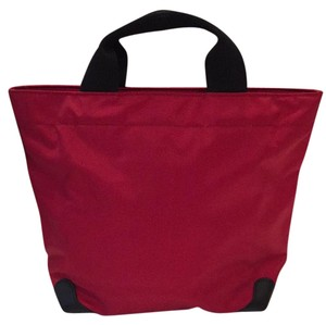 Herve Chapelier Tote in Red