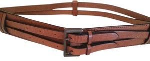Club Monaco 100% leather belt