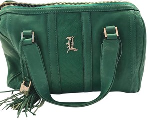 L.A.M.B. Satchel in Green
