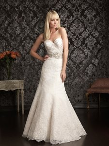 Allure Bridals 9004 Wedding Dress