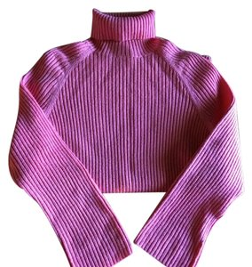 Burberry London Merino Wool Turtleneck Burberry Sweater