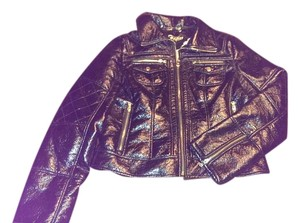 Guess Falk/ Winter Wool Lining Motorcycle Jacket