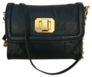 Juicy Couture Evening Leather Chain Cross Body Bag