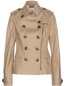 Burberry Brit Burberry Brookleigh Burberry Short Trench Coat Honey Jacket