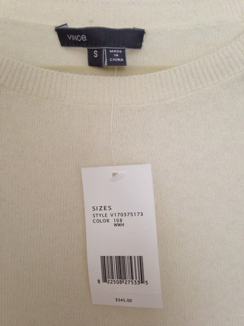 Vince Cashmere Raglan Size S Sweater