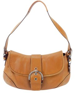 Coach 9248 Soho Leather Hobo Buckle Shoulder Bag