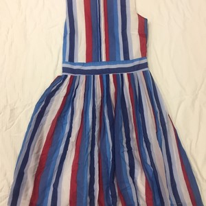 Tommy Hilfiger short dress Red white and blue on Tradesy