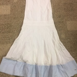 Tommy Hilfiger short dress White and blue on Tradesy