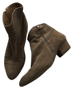 Söfft Suede Western Comfortable Fall Tan Boots