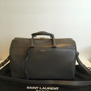 Saint Laurent Satchel in Grey