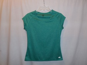Champion T Shirt Green