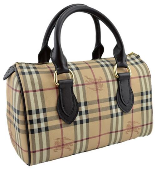 Burberry Bowling Haymarket Check Tote Bag | Totes on Sale ...